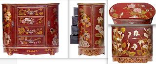 Красивый антикварный комод с четырьмя ящиками. ок.1900 г. 70/34/62 см. 2900 евро.