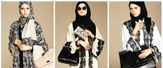 La marque italienne Dolce & Gabbana sort sa première collection de hijabs à la sauce italienne