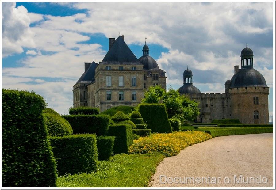Château de Hautefort; 1001 châteaux do Vale da Dordonha; o que visitar na Dordonha