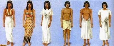 Vestimenta egipcia