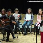 Francisco Moreno Vayá, guitarra, en el Certamen Trujamán de Poesía y Guitarra para Jóvenes