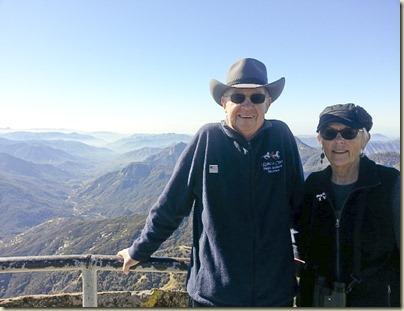 Sequoia NP Climbing Moro Rock_16