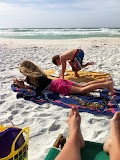 Hanging out on the beach in Destin FL 03212012a