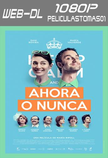 Ahora o Nunca (2015) [WEB-DL 1080p/Castellano]