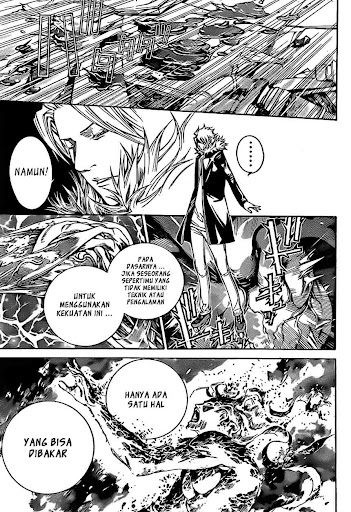 Air Gear 320 Manga Online page 16