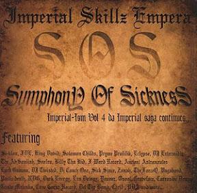 Imperial Skillz Empera - Symphony Of Sickness