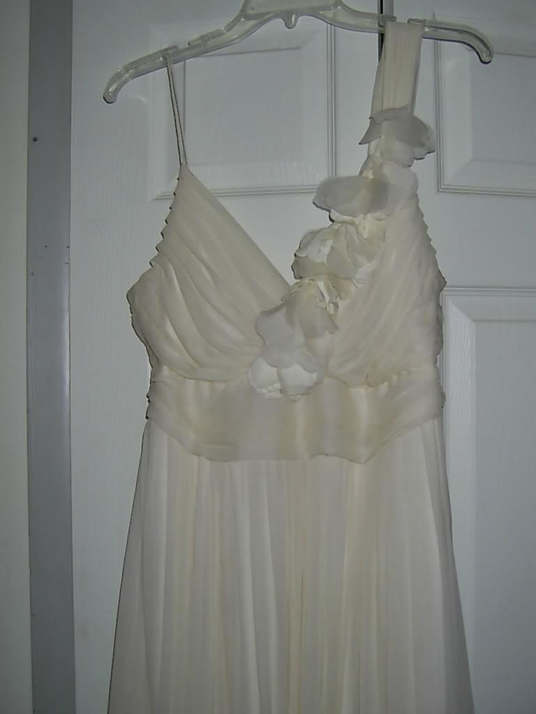 NWOT  895 J.CREW ORGANZA DUNE SILK IVORY WEDDING GOWN LONG DRESS 14 NWOT
