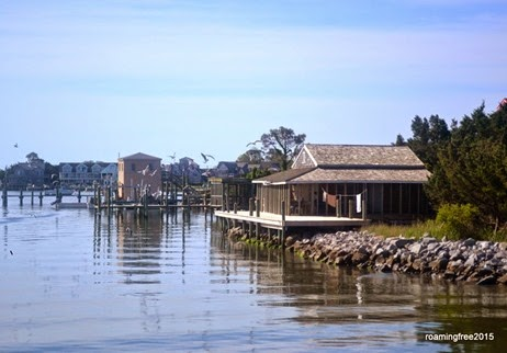 Ocracoke Island Harbor