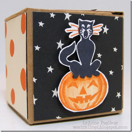 LeAnne Pugliese WeeInklings Surprise Halloween Boo Box Front