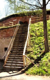 schody na 2 poziom