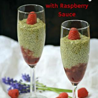 Green Tea Dessert Sauce Recipes