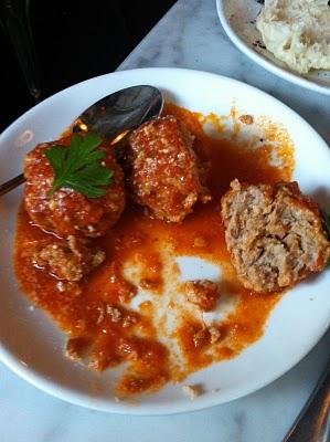 Motorino's Meatballs
