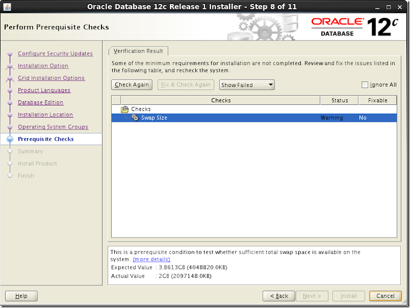 Oracle Database Software Installation 9