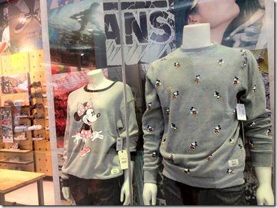 Vans X Disney pullover sweatshirts