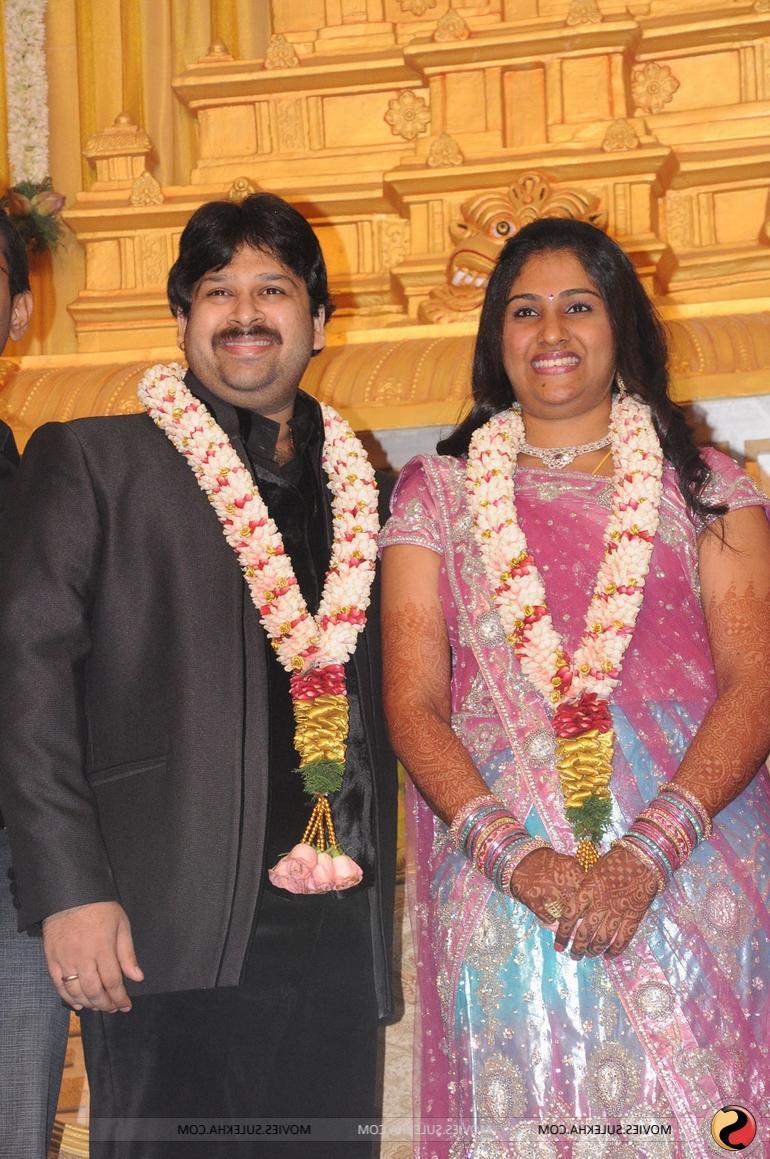S V Sekar Son wedding