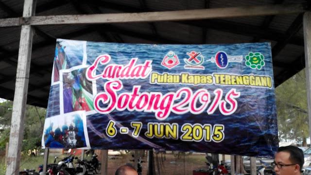 Candat Sotong Pulau Kapas