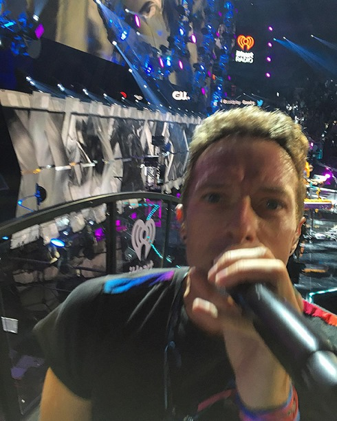 Coldplay iHeartRadio Music Festival 2015-133