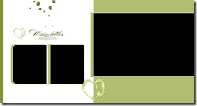 wedding templates sheet 3