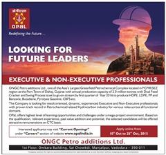 OPAL Advertisement indgovtjobs