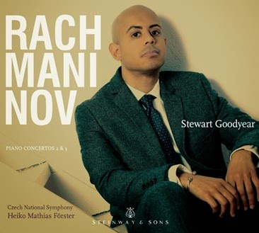 CD REVIEW: Sergei Rachmaninov - PIANO CONCERTI NOS. 2 & 3 (Steinway & Sons Steinway30047)