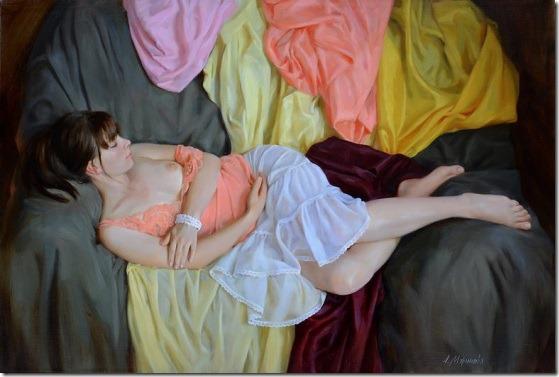 margarita dream - Anna-Marinova - ENKAUSTIKOS