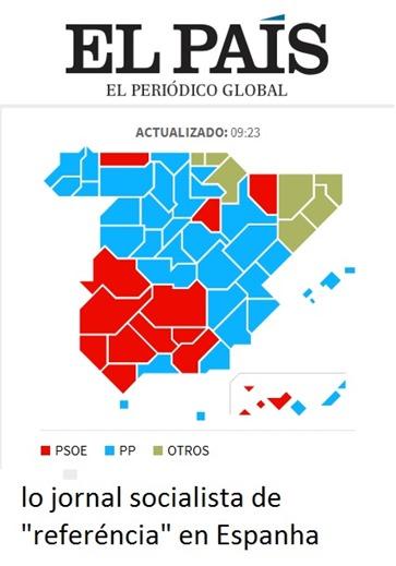 El País dona una resulta