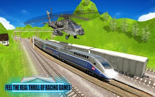 train vs helicopter racing 3d 2018 mod apk apkmodfree.com