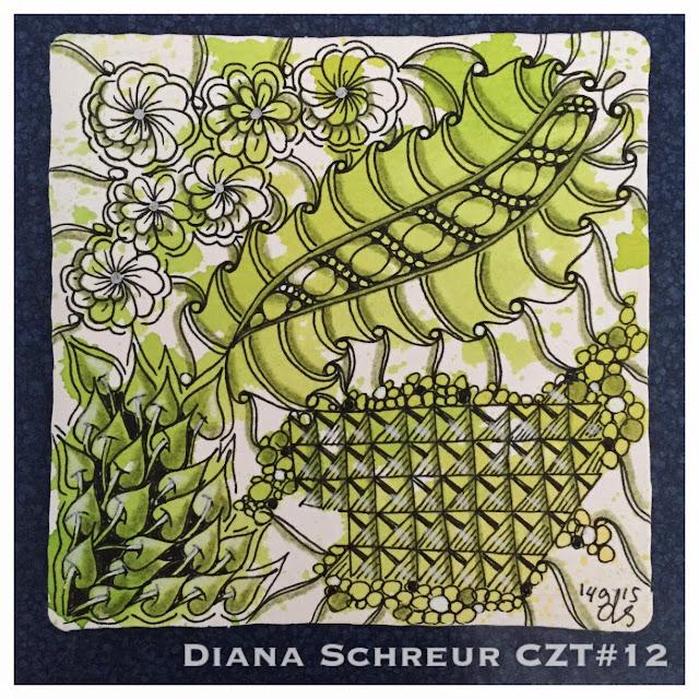 Diana Schreur CZT#12