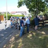 Besichtigung W20 in Dillingen-Pachten