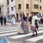 Ofrena Falla Baix la Mar 2015