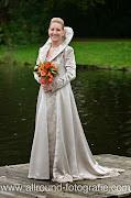 Bruidsreportage (Trouwfotograaf) - Foto van bruid - 009