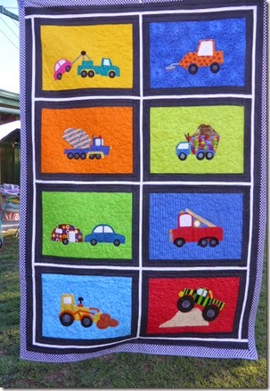 Marcus's 2nd BD Quilt (2)