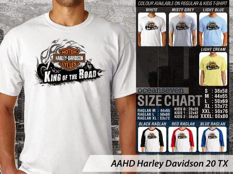 jual kaos harley davidson Motor 20