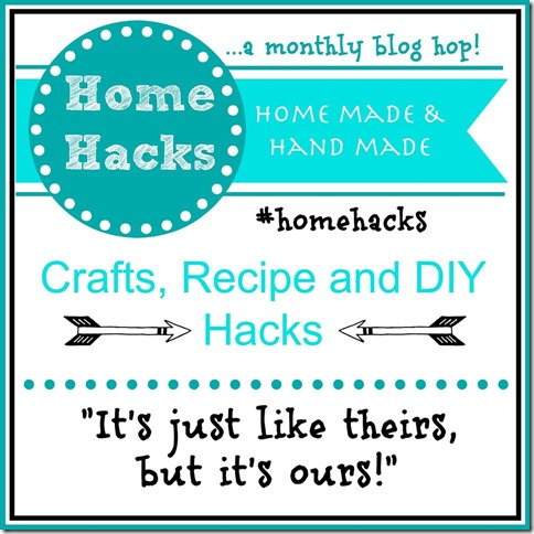 Home Hacks Blog Hop
