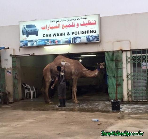 ENQUANTO ISSO, NA ARÁBIA SAUDITA