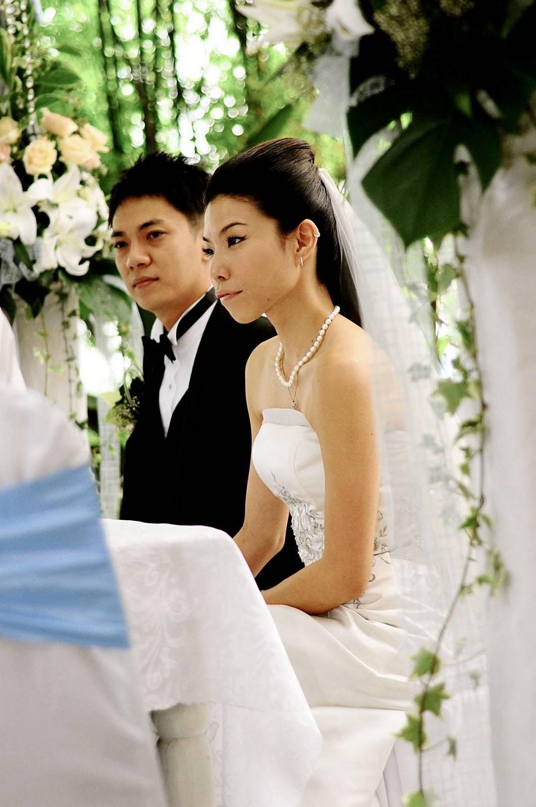 The Groom: Tham Tze Vun, 32
