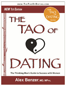 Cover of Alex Benzer's Book The Tao Of Dating