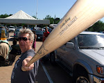 If you tailgate too close to the bus Scotty has a special bat for you