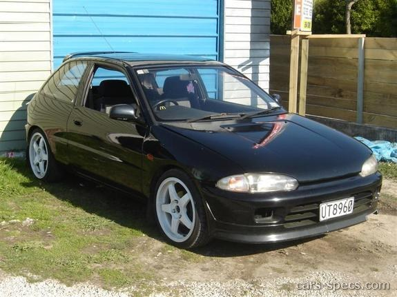1991 Mitsubishi Mirage Hatchback Specifications  Pictures  Prices