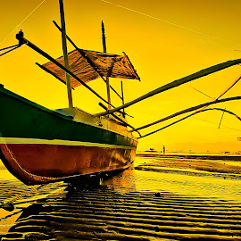 palawan by Joel Adolfo    - Transportation Boats ( boats, transportation )