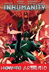 Actualización 19/05/2015: Infinity - Actualizacion, se agrega el epilogo final: 056 - Inhumanity #01.