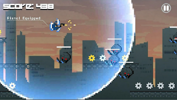 Screenshot of FutureCop - Run and Gun