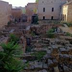 Alkazar w Kordobie o świcie