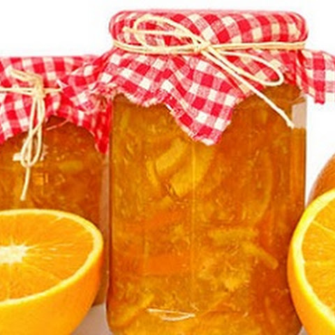 Carrot, Lemon, Orange, and Lime Jam