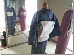 他装着付練習を温品教室で (3)