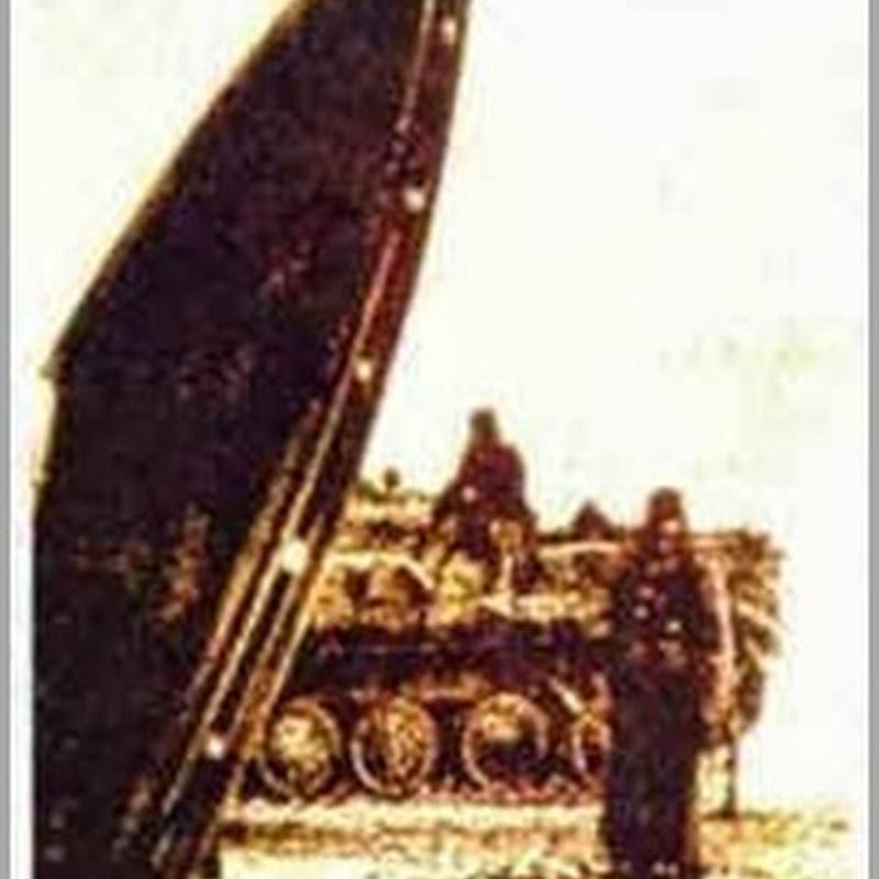 Russos capturam UFO nos anos 60