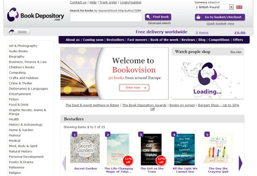 Where Can I Buy Books Online With Free Shipping