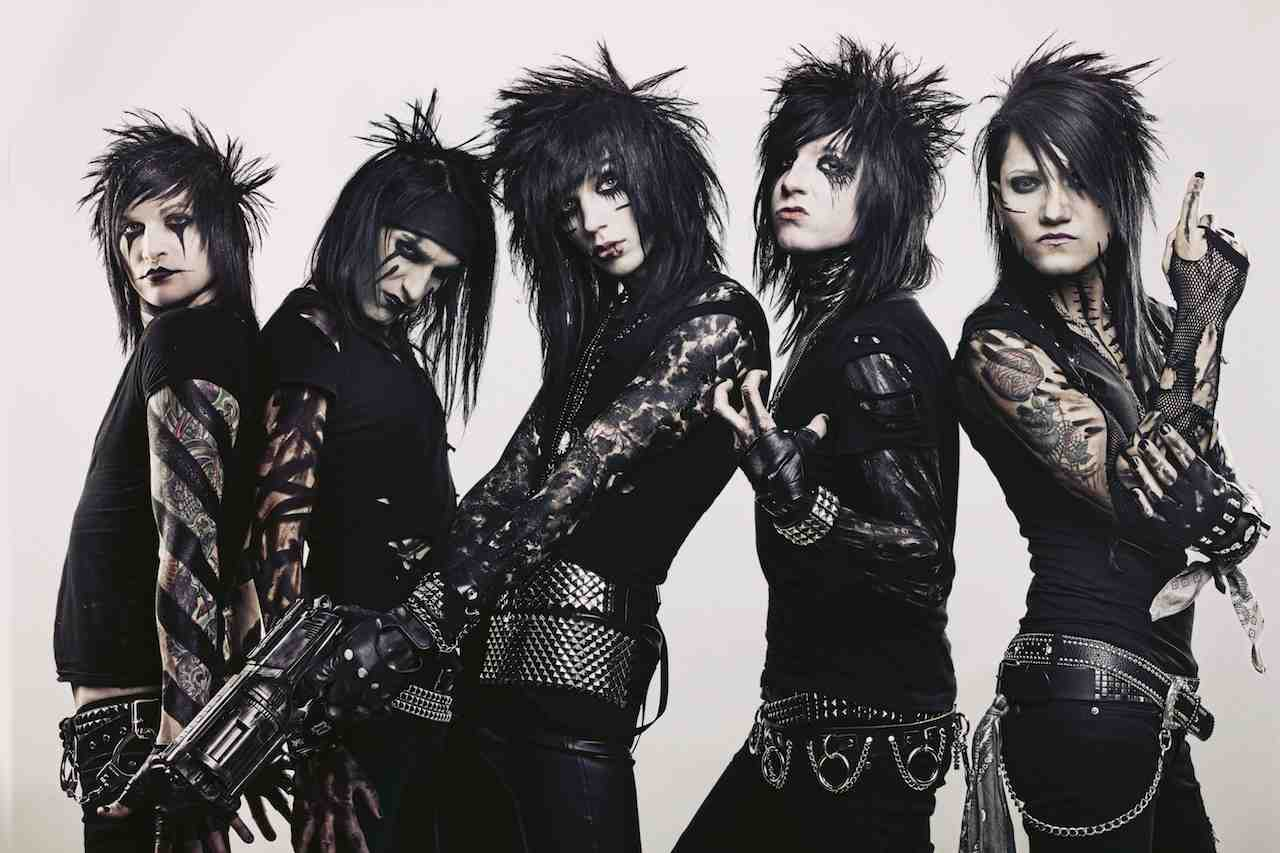 New Black Veil Brides Album
