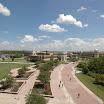Aeriel shot of campus