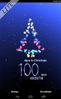 Screenshot of Christmas Countdown